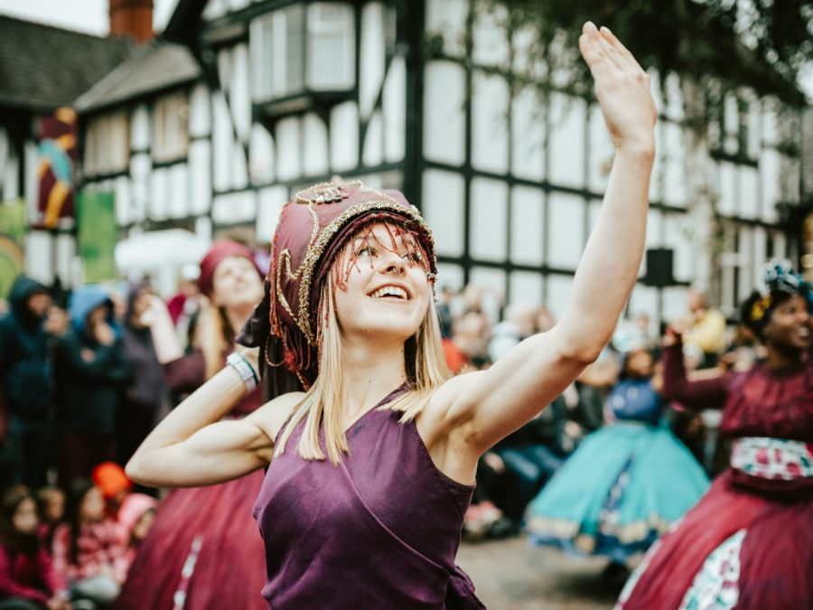 Freya Bennett-Nielsen, Events Administrator, Office Manager, Dance Artist