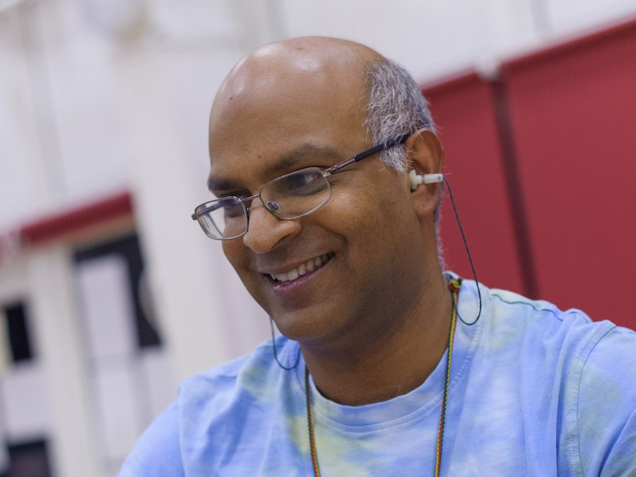 Ravin 'Raz' Jayasuriya, Percussion Tutor