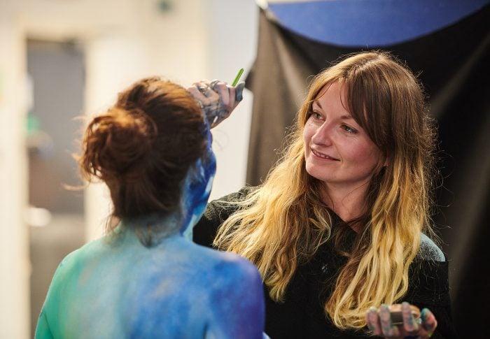 Lizzie Rigby, visual artist