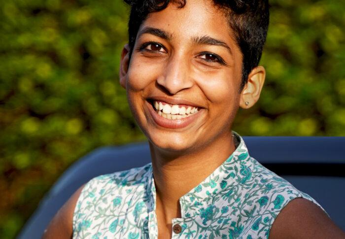 Natasha, one of our Future Leader participants