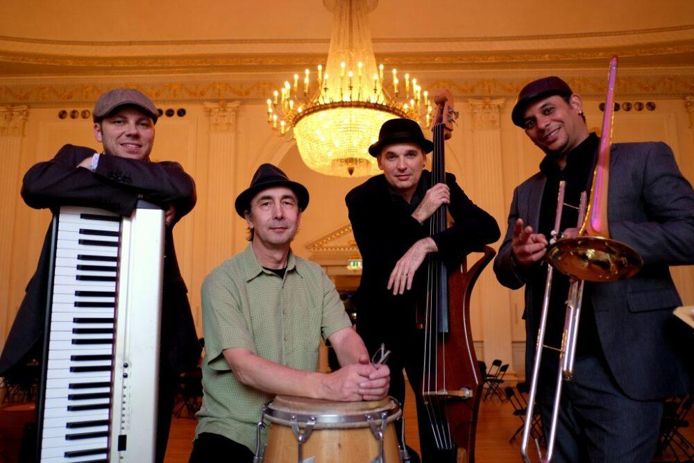 Mojito salsa band